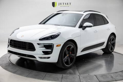 2017 Porsche Macan for sale at Jetset Automotive in Cedar Rapids IA