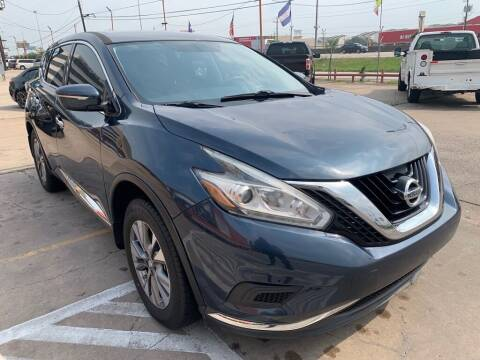 2015 Nissan Murano for sale at JAVY AUTO SALES in Houston TX