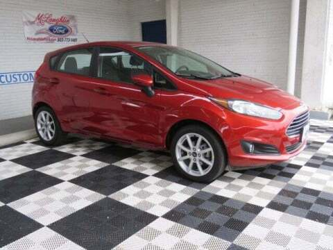 2019 Ford Fiesta for sale at McLaughlin Ford in Sumter SC