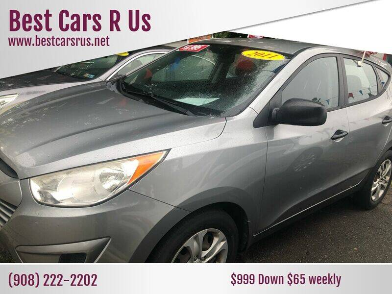 2011 Hyundai Tucson for sale at Best Cars R Us in Plainfield NJ