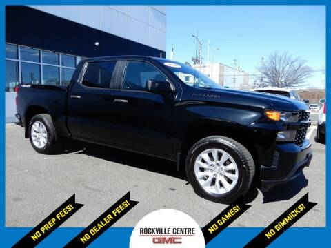2020 Chevrolet Silverado 1500 for sale at Rockville Centre GMC in Rockville Centre NY