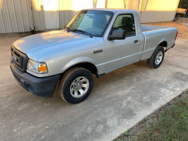 2011 Ford Ranger for sale at Rickman Motor Company in Somerville TN