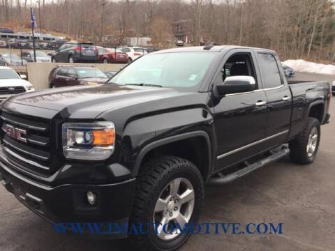 2015 GMC Sierra 1500 for sale at J & M Automotive in Naugatuck CT