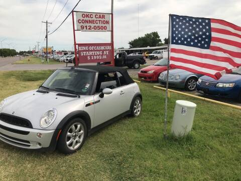 2008 MINI Cooper for sale at OKC CAR CONNECTION in Oklahoma City OK