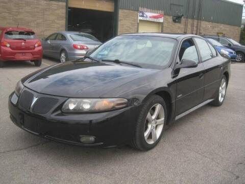 2005 Pontiac Bonneville for sale at ELITE AUTOMOTIVE in Euclid OH