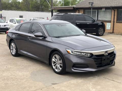 2019 Honda Accord for sale at Safeen Motors in Garland TX