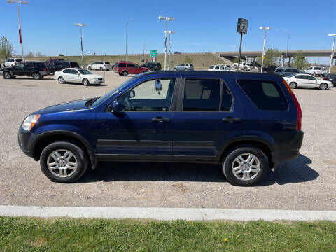 2004 Honda CR-V for sale at GILES & JOHNSON AUTOMART in Idaho Falls ID