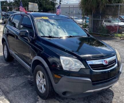 2008 Saturn Vue for sale at CAR VIPS ORLANDO LLC in Orlando FL