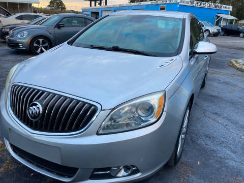 2014 Buick Verano for sale at The Peoples Car Company in Jacksonville FL