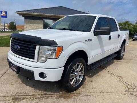 2014 Ford F-150 for sale at Auto House of Bloomington in Bloomington IL
