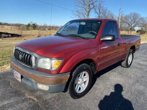 2001 Toyota Tacoma for sale at Champion Motorcars in Springdale AR