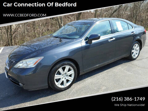 2009 Lexus ES 350 for sale at Car Connection of Bedford in Bedford OH