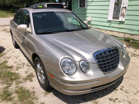 2005 Kia Amanti for sale at Castagna Auto Sales LLC in Saint Augustine FL
