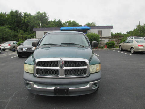 2003 Dodge Ram Pickup 1500 for sale at Olde Mill Motors in Angier NC