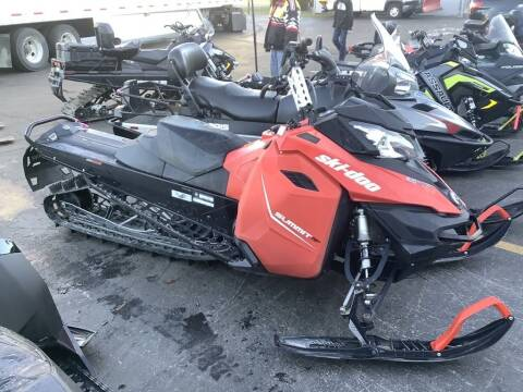 2016 Ski-Doo Summit SP ROTAX 800R E-TEC 146 for sale at Road Track and Trail in Big Bend WI