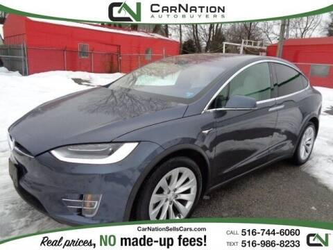 2020 Tesla Model X for sale at CarNation AUTOBUYERS, Inc. in Rockville Centre NY