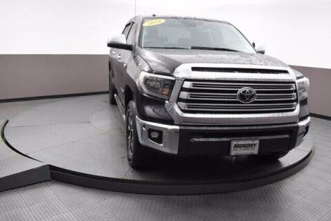 2018 Toyota Tundra for sale at Hickory Used Car Superstore in Hickory NC