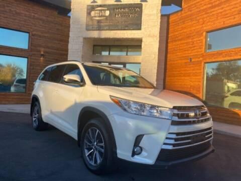 2017 Toyota Highlander for sale at Hamilton Motors in Lehi UT