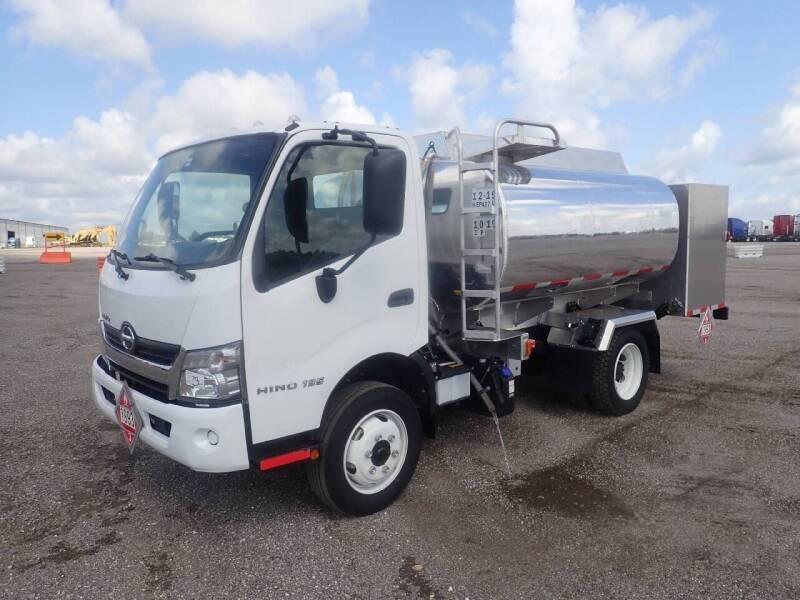 2020 Hino 195 for sale at Trucksmart Isuzu in Morrisville PA