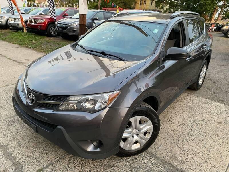 2013 Toyota RAV4 for sale at Best Cars R Us LLC in Irvington NJ
