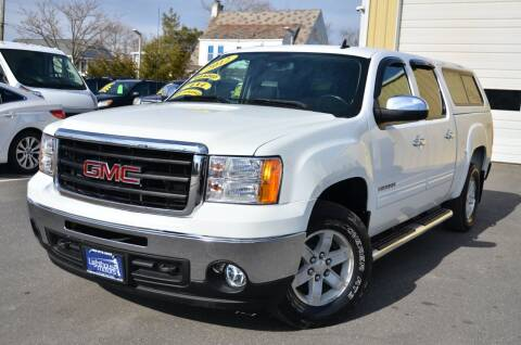 2012 GMC Sierra 1500 for sale at Lighthouse Motors Inc. in Pleasantville NJ