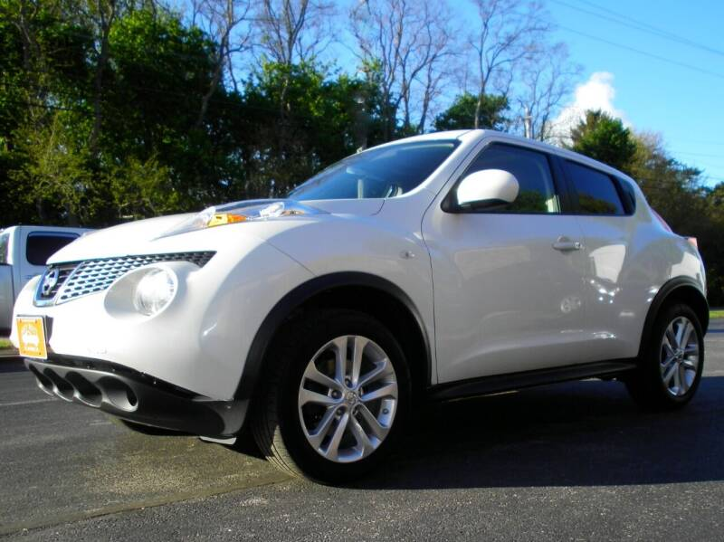 2013 Nissan JUKE for sale at Auto Brite Auto Sales in Perry OH