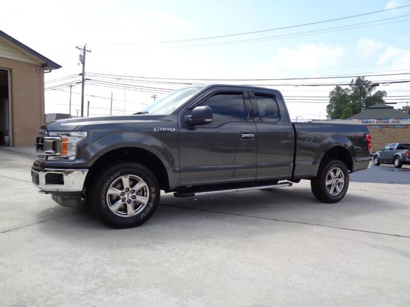 2018 Ford F-150 for sale in Crossville, TN