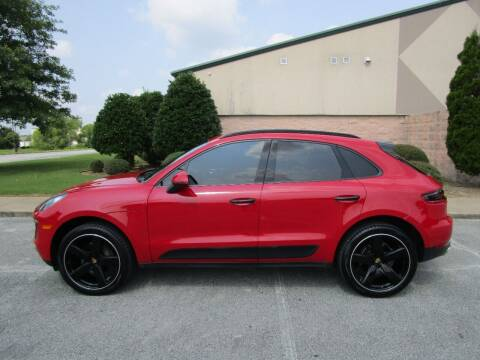 2018 Porsche Macan for sale at JON DELLINGER AUTOMOTIVE in Springdale AR