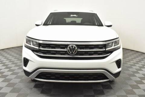 2021 Volkswagen Atlas Cross Sport for sale at Southern Auto Solutions-Jim Ellis Volkswagen Atlan in Marietta GA