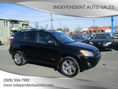 2009 Toyota RAV4 for sale at Independent Auto Sales #2 in Spokane WA