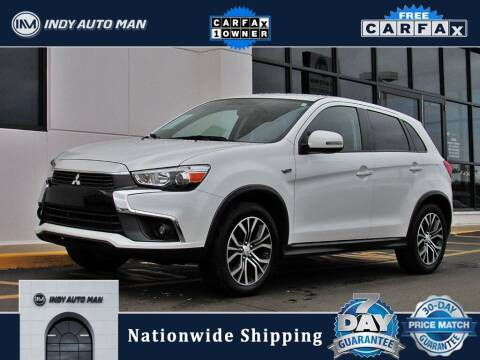 2016 Mitsubishi Outlander Sport for sale at INDY AUTO MAN in Indianapolis IN