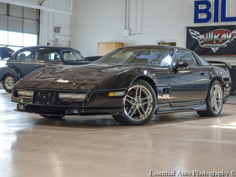 1988 Chevrolet Corvette for sale at Bill Kay Corvette's and Classic's in Downers Grove IL