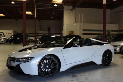 2019 BMW i8 for sale at SELECT MOTORS in San Mateo CA