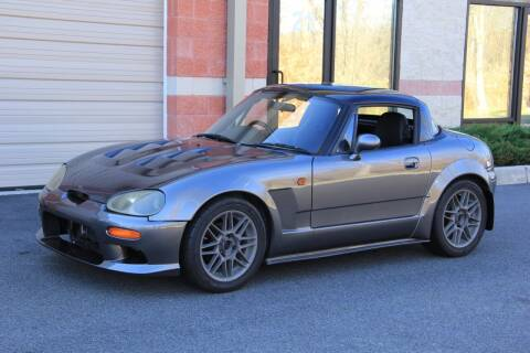 1992 Suzuki Cappuccino for sale at Forbidden Motorsports in Livingston NJ
