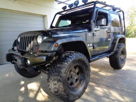 2008 Jeep Wrangler for sale at Liberty Motors in Chesapeake VA