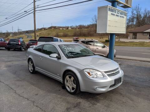 2006 Chevrolet Cobalt for sale at Route 22 Autos in Zanesville OH