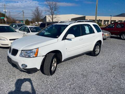 2008 Pontiac Torrent for sale at Bailey's Auto Sales in Cloverdale VA