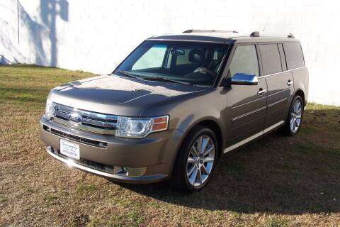 2012 Ford Flex for sale at Dawsons Auto & Cycle in Glen Burnie MD