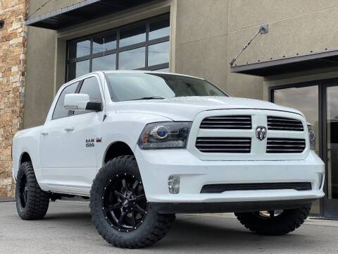 2015 RAM Ram Pickup 1500 for sale at Unlimited Auto Sales in Salt Lake City UT