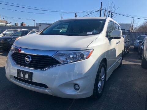 2012 Nissan Quest for sale at OFIER AUTO SALES in Freeport NY