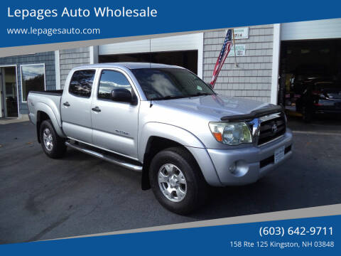 2008 Toyota Tacoma for sale at Lepages Auto Wholesale in Kingston NH