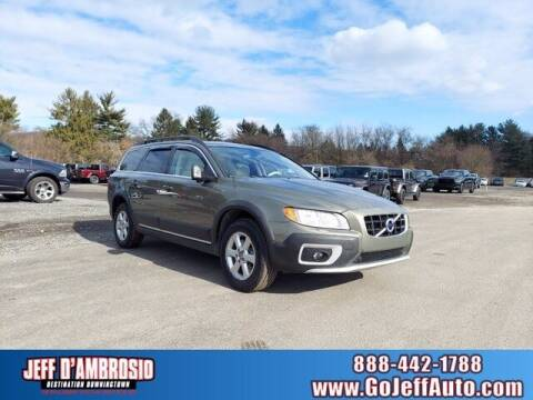 2010 Volvo XC70 for sale at Jeff D'Ambrosio Auto Group in Downingtown PA