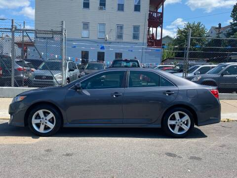 2013 Toyota Camry for sale at G1 Auto Sales in Paterson NJ
