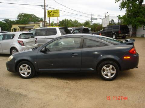 2009 Pontiac G5 for sale at A-1 Auto Sales in Conroe TX