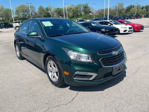 2015 Chevrolet Cruze for sale at Mann Chrysler Dodge Jeep of Richmond in Richmond KY