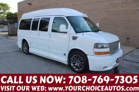 2014 GMC Savana Passenger for sale at Your Choice Autos in Posen IL