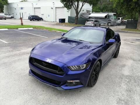 2015 Ford Mustang for sale at Best Price Car Dealer in Hallandale Beach FL