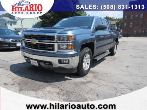 2014 Chevrolet Silverado 1500 for sale at Hilario's Auto Sales in Worcester MA