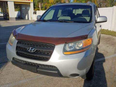 2008 Hyundai Santa Fe for sale at Autos by Tom in Largo FL