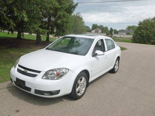 2008 Chevrolet Cobalt for sale at HUDSON AUTO MART LLC in Hudson WI